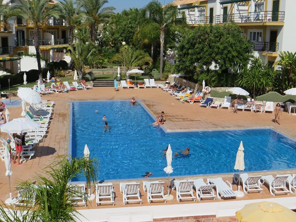 Quinta do Morgado - Monte de Eira, apartment with pool  ¦¦ Happy Homes Algarve
